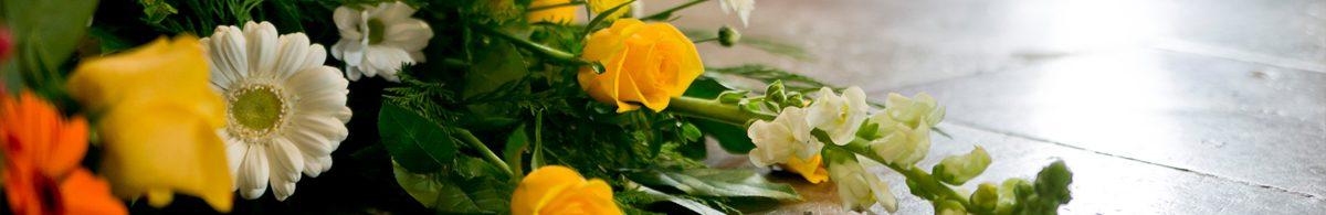 Begravning sidhuvud